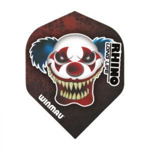 Winmau_Clown_Flights